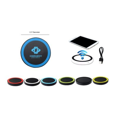 Qi Wireless Charger Pad for Mobile Phones