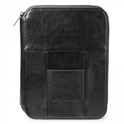 FABRIZIO A5 ZIP JOURNAL WITH 5