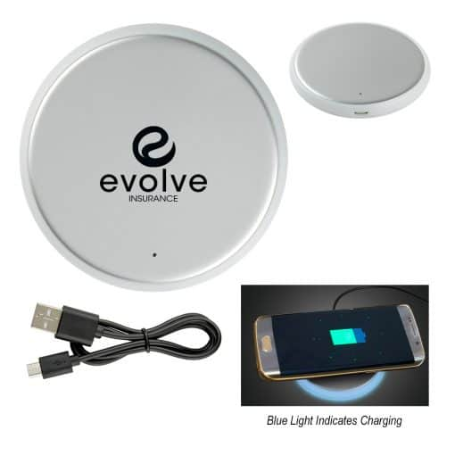 Freestyle Round Wireless Charging Pad