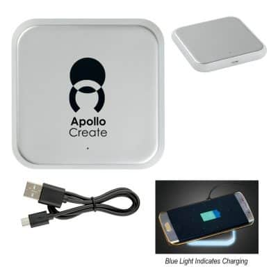 Freestyle Square Wireless Charging Pad