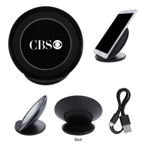 Wireless Charging Phone Stand