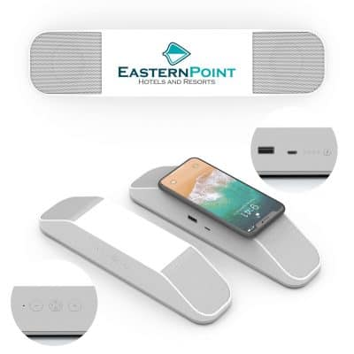 Forte Speaker & Wireless Charger