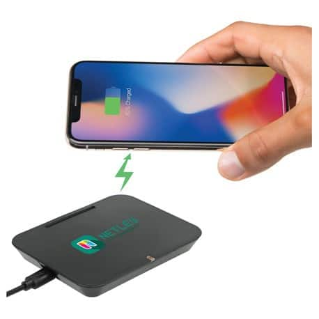 Optic Wireless Charging Phone Stand