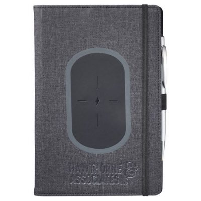 Walton Wireless Charging Refillable JournalBook