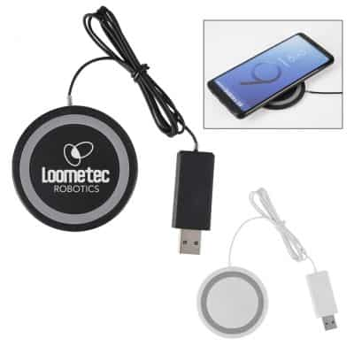 Power Aid Wireless Charging Pad