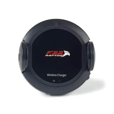 Talon Auto-Grip Qi Wireless Car Charger Black