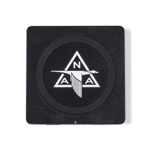 Black Torus Qi Wireless Charger