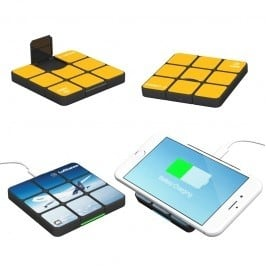 Rubik's® Full Custom Wireless Charger (Overseas Direct)