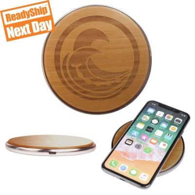 Qi Maple 10W Wireless Charger