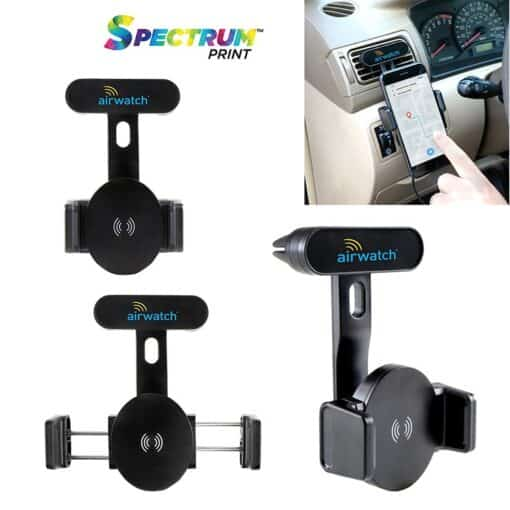 Co-Pilot Vent Mount Wireless Charger