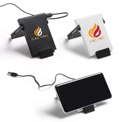 Promo Wireless Charger with Phone Stand